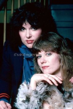 Ann & Nancy Wilson, 1982