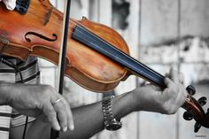 I will learn how to play the violin fluently and will thoroughly enjoy my time creating music.