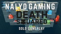 DEATH SQUARED By SMG Studio, PS4 Solo Story Gameplay