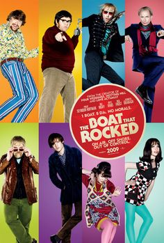 richard curtis, the boat that rocked