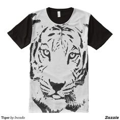 Tiger All-Over Print Shirt. Regalos Padres, fathers gifts, #DiaDelPadre #FathersDay