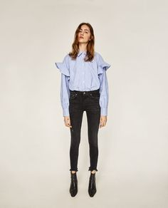 ZARA - WOMAN - THE SKINNY IN ROSTOV BLACK