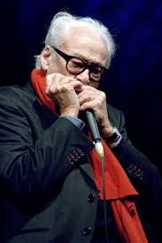 Toots Thielemans - Belgian jazz musician best known for his exquisite harmonica playing.