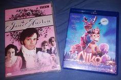 Elokuva ja tv-sarja teemarinki SY: Jane Austen collction ja Niko Lentäjänpoika 1