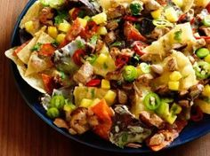 50 Nachos : Recipes and Cooking : Food Network