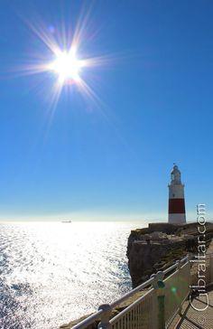 europa point trinity lighthouse europa point trinity lighthouse