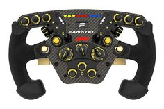 GamerMuscle – A First Look At The Fanatec ClubSport Steering Wheel – car Gaming Pc Build, Sport F1, F1 Racing, Drag Racing, Aircraft Interiors, Racing Simulator, Beetle Car, Maserati, Lamborghini