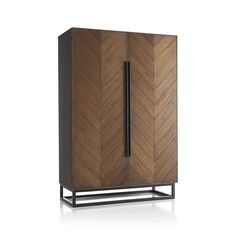 Display and store your stuff in style with storage cabinets from Crate and Barrel. Shop display cabinets and storage cabinets to match any decor.