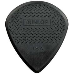 "Dunlop Max Grip Jazz III - Jazz 6-Pk by Jim Dunlop. $4.80. Sick of dropping picks? Get a grip, dude! Lock your digits on Dunlop's Max Grip Jazz III picks, and get control over your axe like never before. It's almost too weird to use a phrase like ""advanced pick technology"" ...like seriously, how much has the pick really changed!? The fact is, Dunlop Max Jazz III grip picks ARE different. First off, they've got the same sharp and beveled shape you expect from a Jazz III. On top of..."