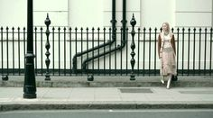 I love how this movie shows the movement of garments and how they react on human body-ZARA  AW13 Woman