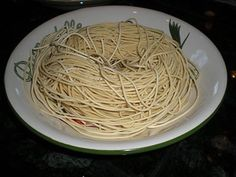 Brown Rice Flour Pasta from the Philips Pasta Maker on CHEFS Mix Blog at CHEFScatalog.com Phillips Pasta Maker Recipes, Balanced Vegetarian Diet, Noodle Maker, Pasta Machine, Yummy Pasta Recipes, Veggie Delight, Gluten Free Pasta, Fresh Pasta, Pasta Noodles