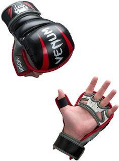 "Amazon.com : Venum ""Elite"" MMA Gloves : Sports & Outdoors"