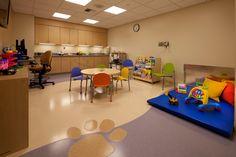 UC Davis Children's Hospital PICU