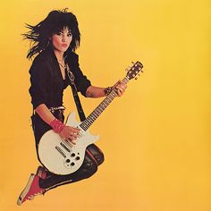 Joan Jett., put another dime in the jukebox Baby