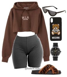 Cute Lazy Outfits, Swag Outfits For Girls, Teenage Outfits, Cute Swag Outfits, Chill Outfits, Dope Outfits, Teen Fashion Outfits, Look Fashion, Casual Teen Fashion