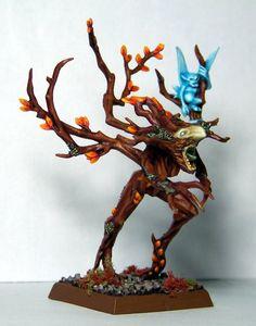 The Dying Season - Autumn Themed Wood Elves