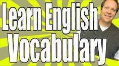 Learn English Vocabulary from Google Search - There's a Lot of English t...