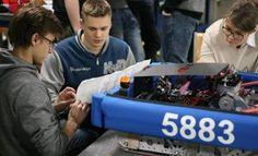 Młodzież z Kraśnika skonstruowała robota. Lada dzień będzie wysłany na turniej do Kanady