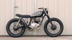 Yamaha SR125 by CRD