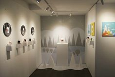 We would like to thank all the artists who had taken part in our exhibition by making these amazing Dyno customs! Your works had brighten up our show! :)