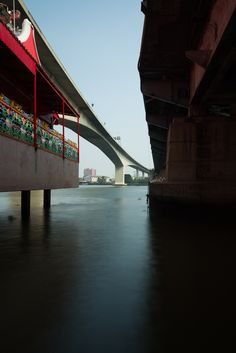 under the bridge by Subin Sawaeng on 500px