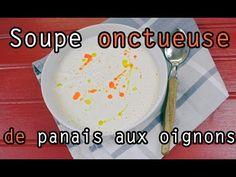 Soupe onctueuse de panais | Recette Vegan crue - YouTube
