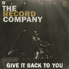 The Record Company was a 2017 Grammy Nominee for Give It Back To You in the category of Best Contemporary Blues Album. I downloaded five songs, including Rita Mae Young.