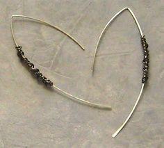 ΚΟΣΜΗΜΑΤΑ ΜΕ ΧΑΝΤΡΕΣ: Πως φτιάχνω μόνη μου χειροποίητα αγκίστρια για σκουλαρίκια;