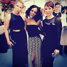 #SquadGoals: Amy Schumer, Kerry Washington and Ellie Kemper Get Silly and Stylish http://www.people.com/article/amy-schumer-instagram-kerry-washington-ellie-kemper