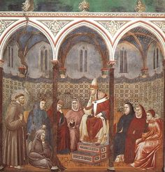 Image detail for -File:Giotto - Legend of St Francis - -17- - St Francis Preaching ...
