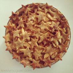 Gluten Free & Allergy Friendly: Homemade Apple Pie: Gluten, Nut, Dairy, & Egg FREE #Recipe