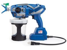Win a Graco Ultra Cordless Paint Sprayer {US} (5/22/2017) via... sweepstakes IFTTT reddit giveaways freebies contests
