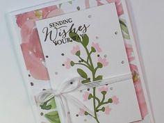 Stampin'Up!: New Bountiful Borders Card