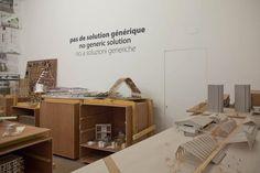 © 11h45 / Pavillon français à la Biennale d'Architecture de Venise