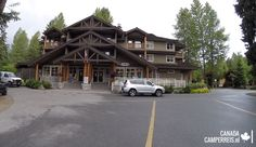 Riverside Resort Whistler Riverside Resort, Whistler, Resorts, Canada, Camping, House Styles, Home Decor, Campsite, Homemade Home Decor