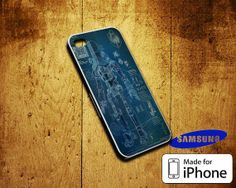 Cherno Alpha Jaeger Blueprint Case For iPhone 4/4S by GreatGift4U, $11.99
