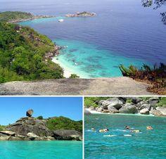 Bar Ngu Island(Koh Kao). _Island, _Sea, PHANG-NGA