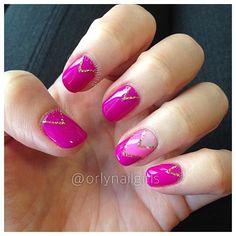 Instagram media orlynailgirls #nail #nails #nailart