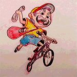 Paperboy by AnthonyHolden.deviantart.com on @DeviantArt