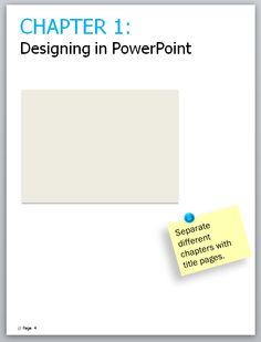 How to write an ebook using powerpoint