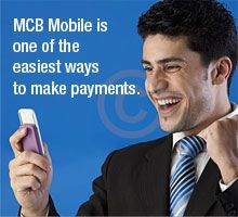 MCB Mobile - How to Register   MCB Mobile Payments