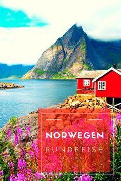 Norwegen ist einfach nur wunderschön! Kommt mit auf einen unvergesslichen Roadtrip, bei dem ihr alle Facetten des Landes kennenlernt. Gewaltige Wasserfälle und riesige Fjorde warten auf euch.