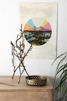 Magical Thinking Tree Branch Jewelry Holder - Urban Outfitters