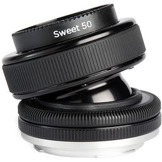 Lensbaby Composer Pro with Sweet 50 Optic for Canon EF Cameras