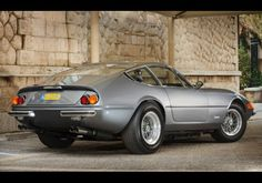Hot Cars 1971 Ferrari 365 GTB Daytona Berlinetta