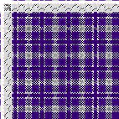 draft image: Figurierte Muster Pl. XL Nr. 3, Die färbige Gewebemusterung, Franz Donat, 8S, 8T