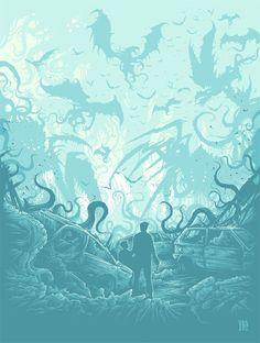 """Curiosidades de la Novela """"La niebla""""  de Stephen King. Clíck en la imagen para poder leerlas."""