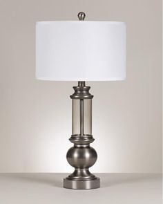 L429354 by Ashley Furniture in Winnipeg, MB - Metal Table Lamp (2/CN)