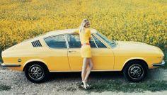 Audi 100 Coupe (1972)