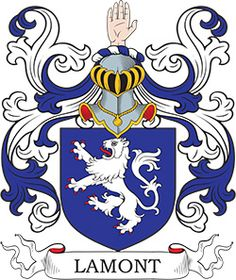 Lamont Coat of Arms